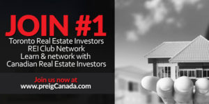 Professional Real Estate Investors Group (PREIG) Canada